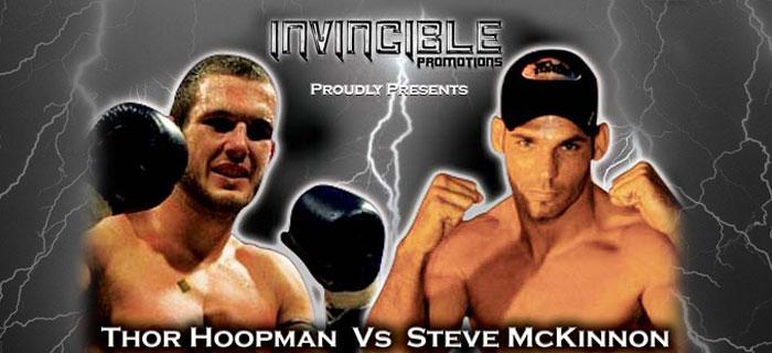 Thor Hoopman Vs Steve McKinnon