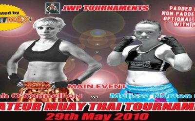 JWP Amateur Muay Thai Tournament