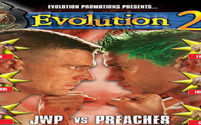 John Wayne Parr Vs Preacher III