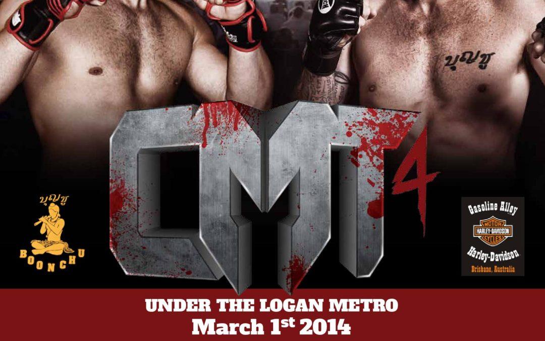 CMT4. John Wayne Parr vs Yohan Lidon.