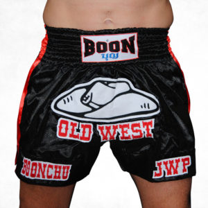 Boonhu JWP Old West Muay Thai Shorts
